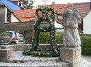 Noch ein Osterbrunnen